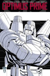 Optimus Prime #11 Cover D