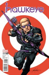 All-New Hawkeye #1 Grell Classic Variant