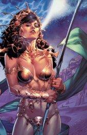 Vampirella / Dejah Thoris #1 Jay Anacleto Variant A