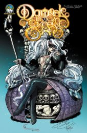 Damsels In Excess #2 Cover B