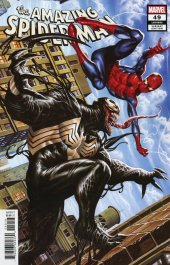 The Amazing Spider-Man #49 Brooks Variant