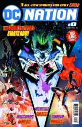DC Nation #0 Big Bang Comics Exclusive Variant
