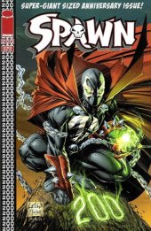 Spawn #200 Cover D - Liefeld