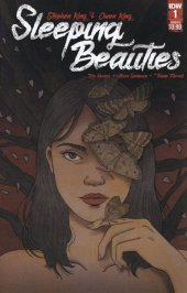 Sleeping  Beauties #1 Cover B Woodall