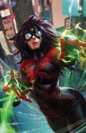 Spider-Woman #1 Derrick Chew Variant B