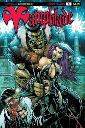 Vampblade #8 Cover C 90s Monster
