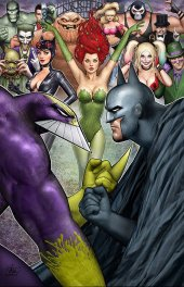 Batman / The Maxx: Arkham Dreams #1 Nathan Szerdy Variant