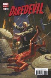 Daredevil #595 Hildebrandt Variant
