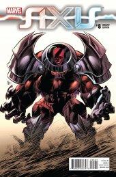 Avengers & X-Men: Axis #8 Mike Deodato Jr Variant