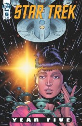 Star Trek: Year Five #6 Original Cover