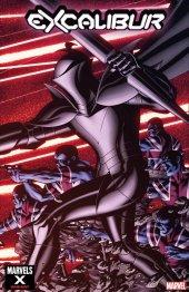 Excalibur #6 Marvels X Variant Cover