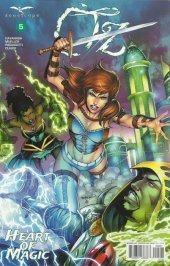 Oz Heart Of Magic #5 Cover B Goh