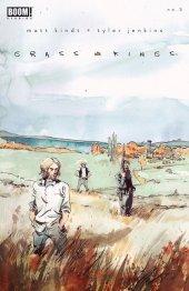 Grass Kings #5 Original Cover