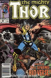 The Mighty Thor #407 Newsstand Edition