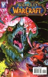 World of Warcraft #5 Variant Edition
