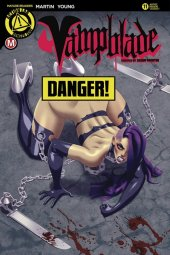 Vampblade #11 Cvr F Fischer Risque