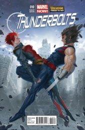 Thunderbolts #10 Wolverine Variant