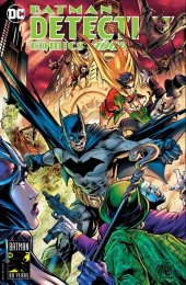 Detective Comics #1000 Comics Vault Exclusive Mike Lilly Variant