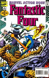 Marvel Action Hour: Fantastic Four #5