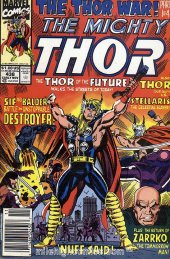 The Mighty Thor #438 Newsstand Edition