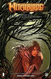 Witchblade #181 Cover B Sejic