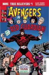 True Believers: Black Widow - Red Guardian #1