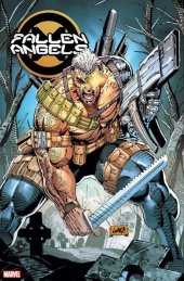 Fallen Angels #1 1:100 Rob Liefeld Hidden Gem Variant