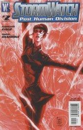 Stormwatch: P.H.D. #2 Giuseppe Camuncoli Variant