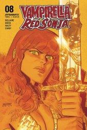 Vampirella / Red Sonja #8 Cover C Romero