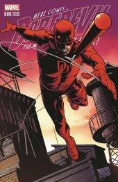 Daredevil #600 Joe Quesada Variant A