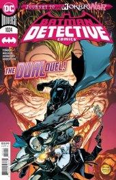 Detective Comics #1024 Original Cover