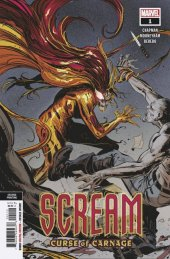 Scream: Curse of Carnage #1 2nd Printing