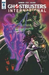 Ghostbusters International #6 Subscription Variant