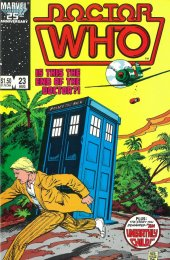 Doctor Who #23