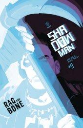 Shadowman #9 Original Cover