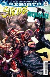 Suicide Squad #10 Variant Edition