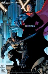 Detective Comics #1027 Jim Lee Batman & Superman Variant Edition
