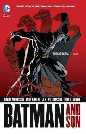 batman: batman and son - new edition tp