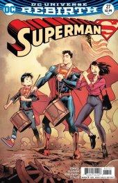 Superman #27 Variant Edition