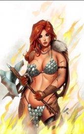 Killing Red Sonja #1 Ryan Kincaid Variant B