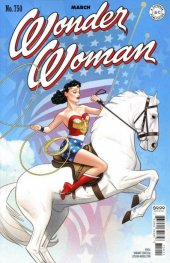 Wonder Woman #750 1940s Variant Edition