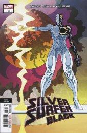 Silver Surfer: Black #3 2nd Printing
