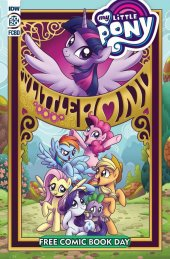 FCBD 2020: My Little Pony - Friendship Is Magic #1