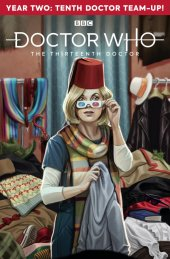Doctor Who: The Thirteenth Doctor: Year Two #2 Cover D Ianniceillo