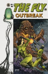 The Fly: Outbreak #5 Ec Subscription Variant