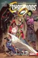 Champions Vol. 5: Weird War One TP