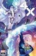 x-men / fantastic four #4 meghan hetrick flower variant edition