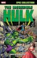 The Incredible Hulk: Epic Collection - Man or Monster? TP