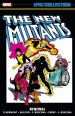 The New Mutants: Epic Collection - Renewal TP