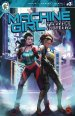 Machine Girl & the Space Invaders #3
